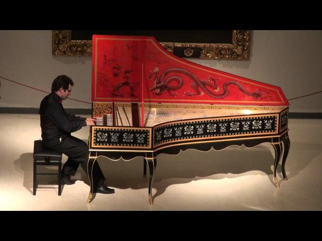 P. Royer. La Marche des Scythes. Yago Mahúgo, Harpsichord.