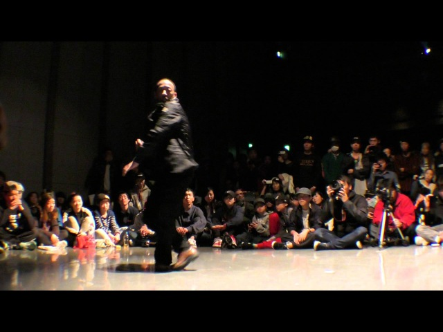 RYO aka DJ226 vs SHUHO FINAL HOUSE SIDE / DANCE@LIVE 2016 KANSAI CHARISMAX