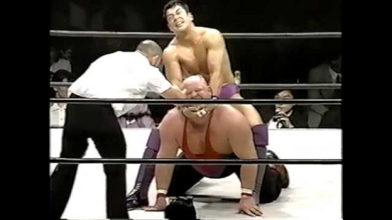 08 Nobuhiko Takada - Super Vader (20.04.1995)