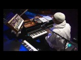 Omar Sosa Cuarteto Afrocubano play Collin egunn &amp Metisse live at the Clazz festival 2013, Madrid
