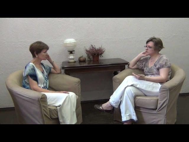 Интервью с Ольгой Кондратовой о программе Юнгианская сказкотерапия