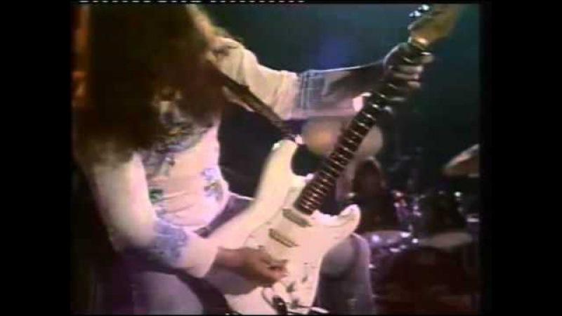 Uriah Heep Easy Livin' Live 1973