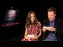 Benedict Cumberbatch Keira Knightley FUNNY INTERVIEW