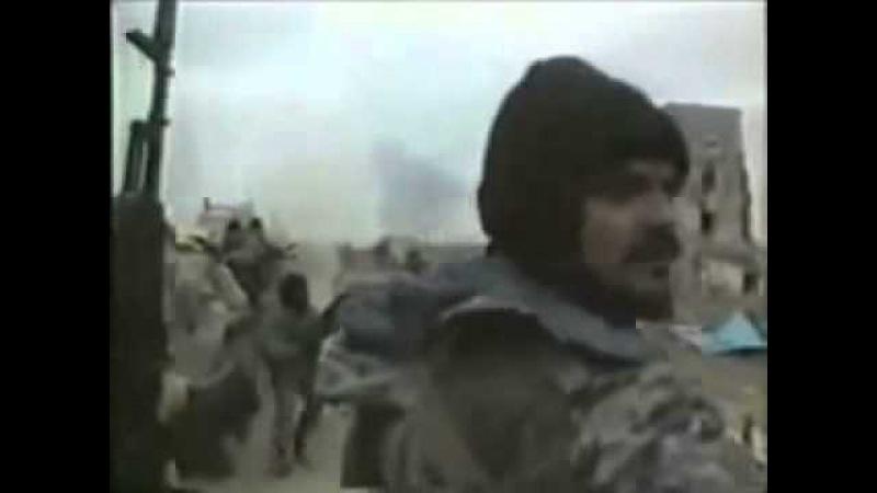 Чечня попытка спасти Липецкий СОБР