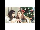 """@soshiclips on Instagram: """"SeoFany on Naver v app ✌🏻️#snsd #seohyun #tiffany #seofany"""""""