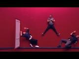 Импровизация «Красная комната»: Акробаты и директор цирка. 1 сезон, 6 серия (06)