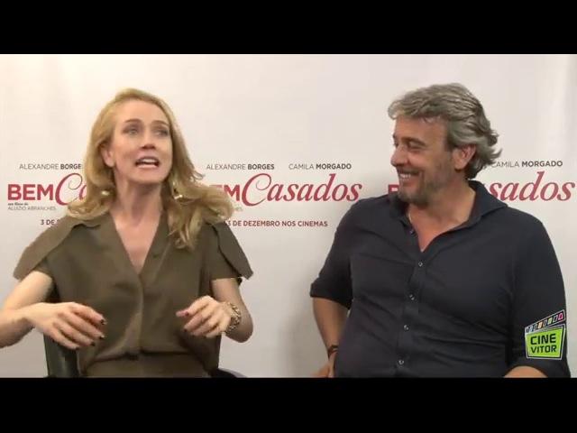 CINEVITOR - Programa 132: BEM CASADOS Alexandre Borges