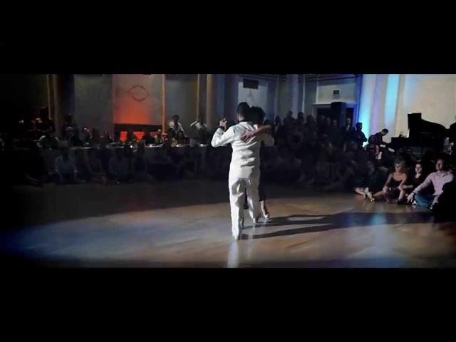 Javier Rodriguez Moira Castellano, Tango Element Baltimore 2015, Dance 1
