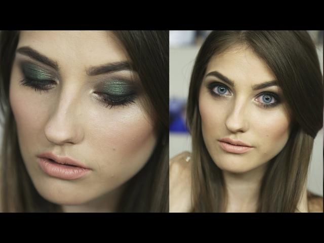 Как сделать Smoky Eyes, вечерний макияж/Make up Tutorial - [Simple Beauty - все о красоте]