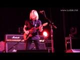 Группа T.O.P. GUN. Концерт Joe Lynn Turner в Феодосии. 13 августа 2015