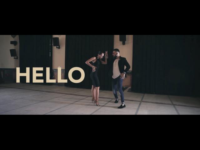 Daniel Santacruz Hello Lyric Video