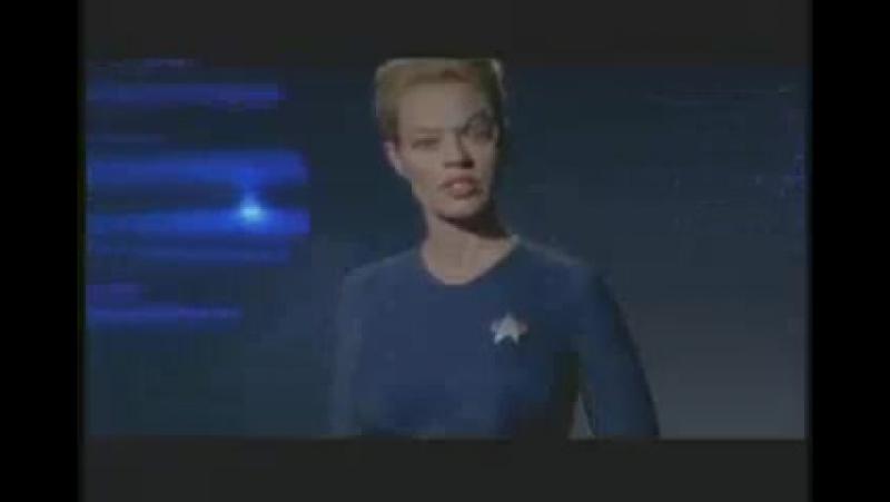 Звездный путь Вояджер/Star Trek: Voyager (1995 - 2001) ТВ-ролик №3 (Сезон 7)