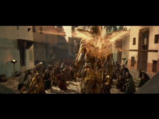 Боги Египта (2016) Трейлер
