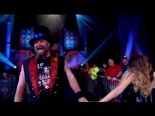 Xplosion Match_ Jessie Godderz  Angelina Love vs. Knux and Rebel