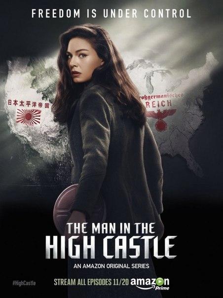 Человек в высоком замке 1 сезон 2 серия смотреть онлайн бесплатно