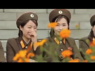 Песня В.Цоя Группа крови (на Корейском -КНДР)
