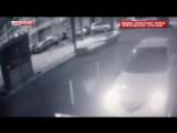 В подмосковном Одинцове машина упала с 8 этажа паркинга есть жертвы
