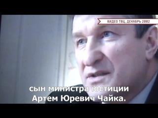 Чайка  (Фильм Фонда борьбы с коррупцией) (субтитры)