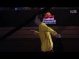 CICI VS SHARK Hiphop8进4 2014红牛街舞挑战赛广州赛区_高清
