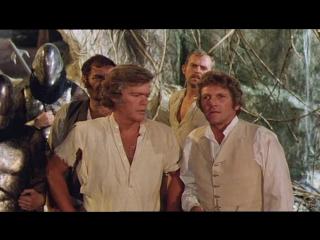 Вожди Атлантиды (Англия, фантастика, 1978) дубляж без вставок закадрового перевода