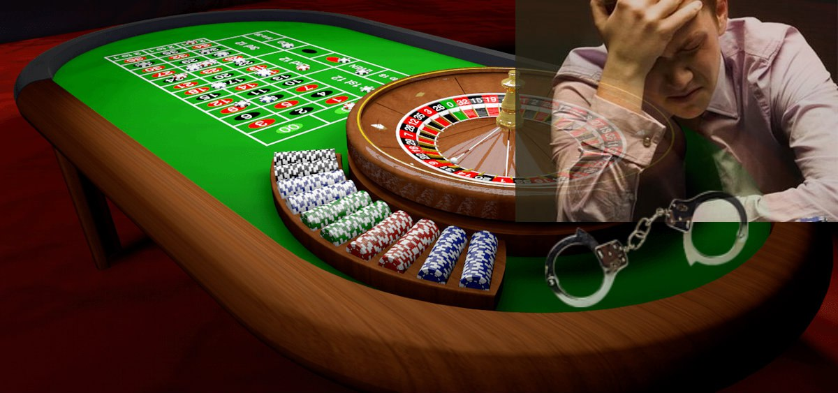 проиграл крупную сумму в онлайн казино