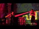 Adèle Zalem didgeridoo duet (Francia) 9/11 Forlimpopoli 11/7/ 2015