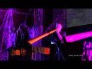 Adèle Zalem didgeridoo duet (Francia) 11/11 Forlimpopoli 11/7/2015