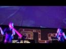 Adèle Zalem didgeridoo duet (Francia) 5/11 Forlimpopoli 11/7/2015