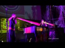 Adèle Zalem didgeridoo duet (Francia) 3/11 Forlimpopoli 11/7/2015