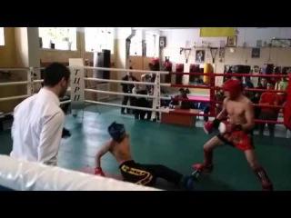 Халилов Мурад полуфинал ФУЛ