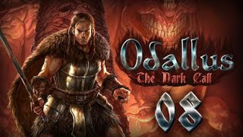 Odallus: The Dark Call Прохождение - Серия №8: Акведуки 2