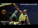 Wilt Chamberlain Scouting Video Most Dominant NBA Player Ever