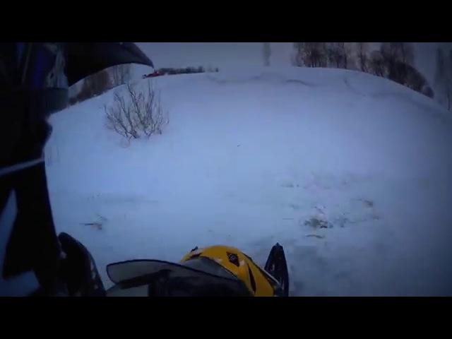 Ski doo Tundra
