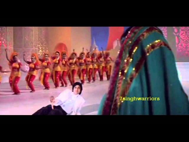 Sharaabi शराबी (1984) Mujhe Naulakha Manga De Re_ Log Kehte Hain Main Sharabi Hoon__7sw.