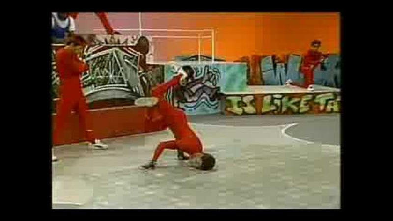 80s breakdancing on us tv