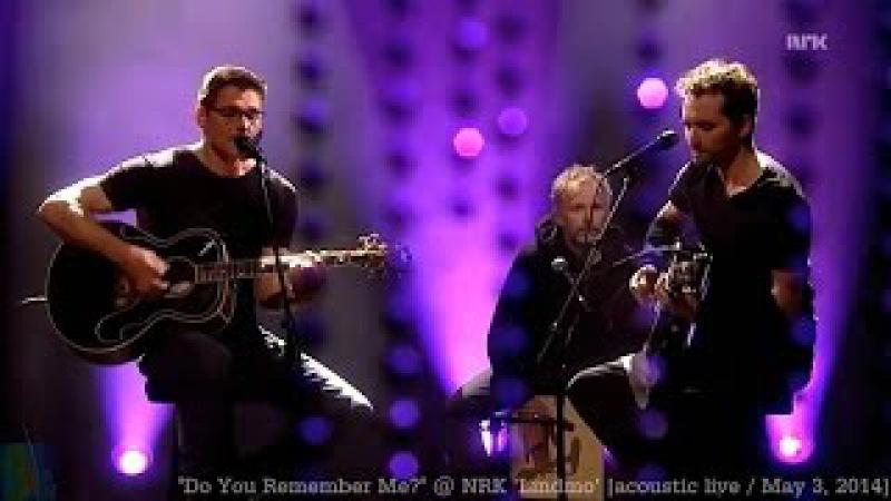 MORTEN HARKET - Do You Remember Me? @ NRK Lindmo [acoustic live / May 3, 2014]