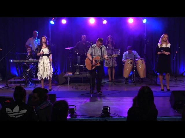 Вечір хвали і поклоніння церква - Свідоцтво Христа - 2014 (Прославлення і поклоніння) CTW studio