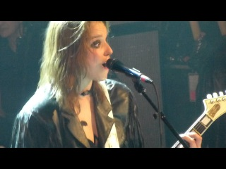 Halestorm - I love you all the time (Eagles Of Death Metal cover) - Live Paris 2016