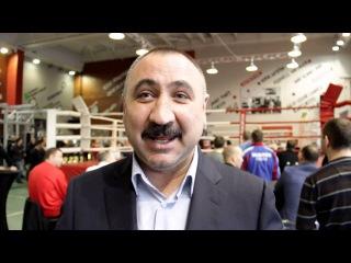 Олимпийский чемпион Александр Лебзяк приглашает! Матчевая встреча по боксу Россия-Куба