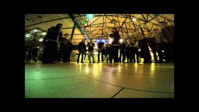 Uzee vs Ynek FFSA toprock battle