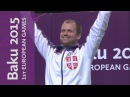 Men's 10m Air Pistol Final | Shooting | Baku 2015 European Games