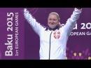 Women's 10m Air Pistol Final | Shooting | Baku 2015 European Games