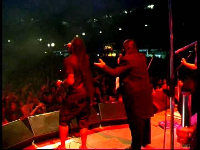 J.B.O. meets Sepultura - Roots Bloody Roots (live Earthshaker Fest 2007)