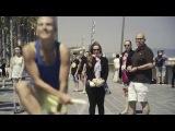 Barcelona - Champion Jumping - by Adrienn Banhegyi - Jump Rope Girl