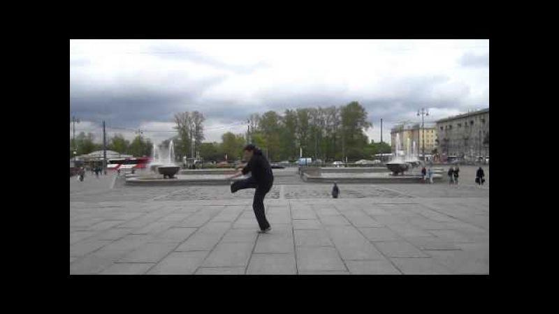 RJL'15 | Medium Division | Zone B | 14 tour | FReN vs Oxy | jumpstyle.ru