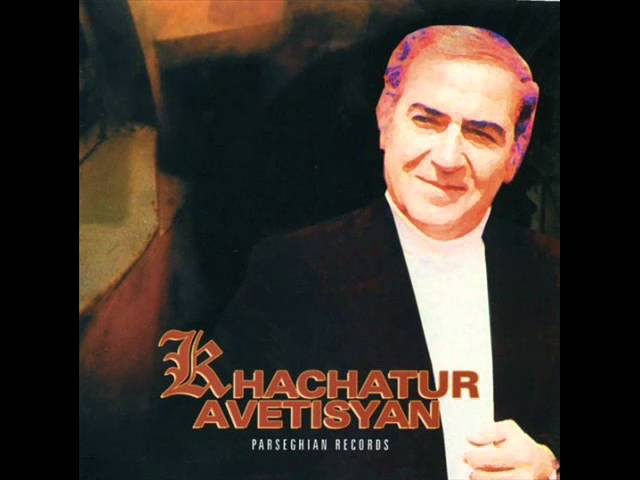 [Armenian folk music] Khachatour Avetisian - Msho Aghchik