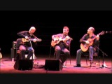 The Good, the Bad and the Ugly Reel Matawa by California Guitar Trio &amp Montreal Guitar Trio