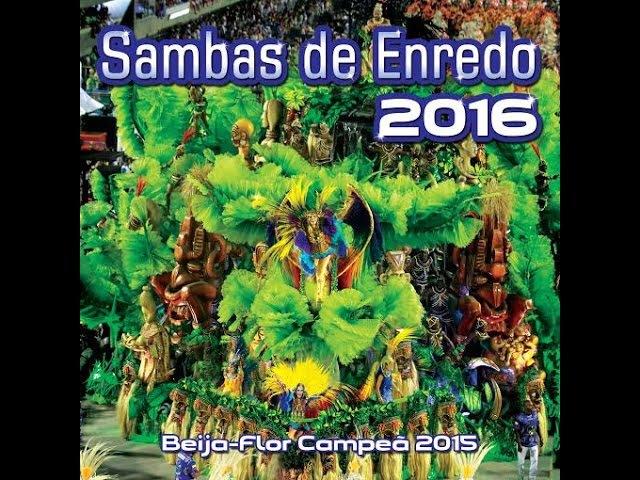 Estacio de Sá 2016 Versão CD Oficial