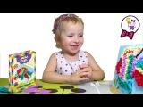 Развивающий набор для детского творчества  Лавка Чудес 3D аппликация. Развиваем мелкую моторику