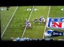 Tom Brady Hail Mary Incomplete Super Bowl pass vs. NY Giants